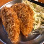 へそ【新橋駅】コスパ抜群の有名せんべろ店でフワフワのハムカツをシバく!