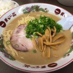 天下一品 錦糸町店【錦糸町駅】誰も解明していない唯一無二のこってりスープを大盛りでシバく!