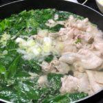 ぶるちゃん流豚バラ肉の水炊きをホッピーでシバく!意外にも最高な組み合わせや!