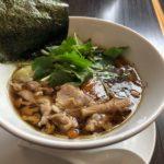 たなつものショクドウ【福島駅】お水の美味しい福島県にて、味わい深いスープと珍しい麺をシバく!