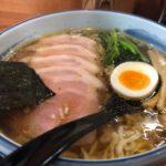 まる政【平井駅】これぞ絶品醤油ラーメン!麵とスープの相性も叉焼もグンバツにウマいぞ!