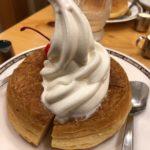 勢力を拡大する名古屋発のコメダ珈琲店にて、有名スイーツ「シロノワール」をシバく!