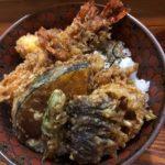 小楽【新小岩駅】海老三本で豪華気分!リーズナブルに割烹の海老天丼ランチをシバく!