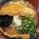 麺匠克味【立川駅】この辺りでドロドロの豚骨ラーメンをシバきたければここだ!