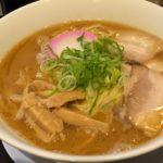 のりや食堂【大井町駅】絶品スープの美味すぎる和歌山ラーメンを完飲・完食!大井町内でもレベル高し!